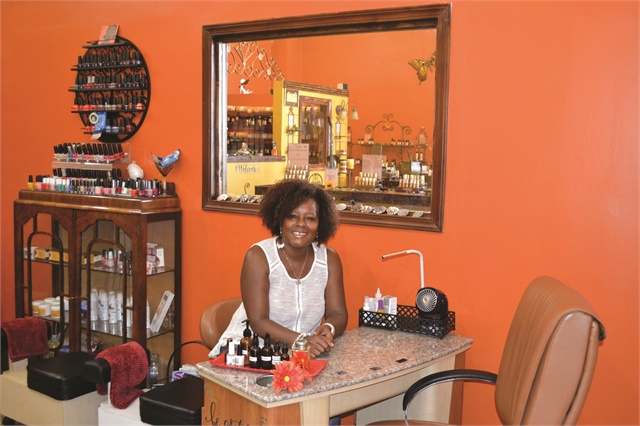 <p>Customer service doesn't stop once clients leave the salon. If a client has an issue, she can expect a follow-up call at home.</p>