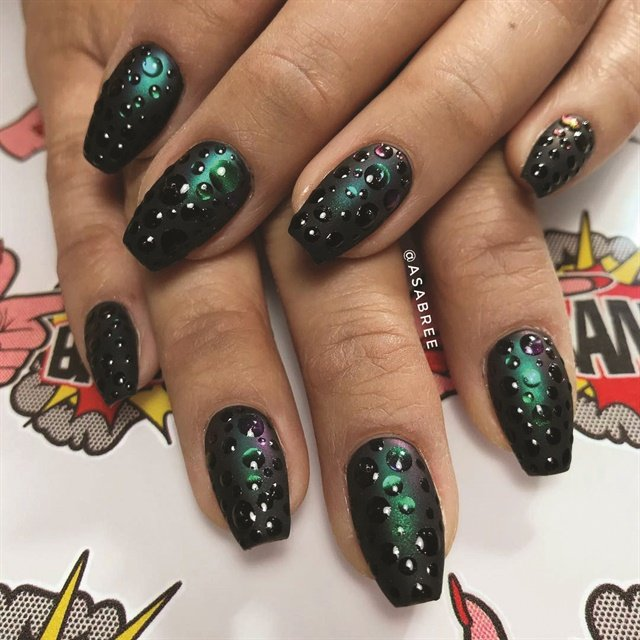 Nails by Asa Bree Sieracki