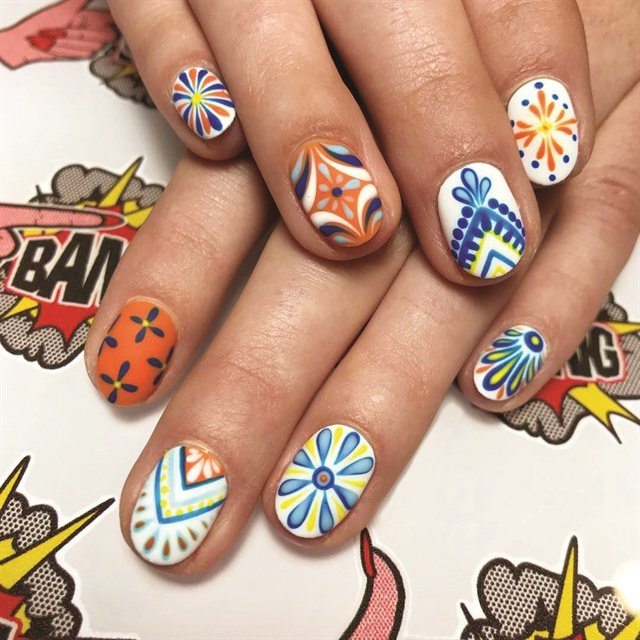 2018 nail trend forecast style nails magazine