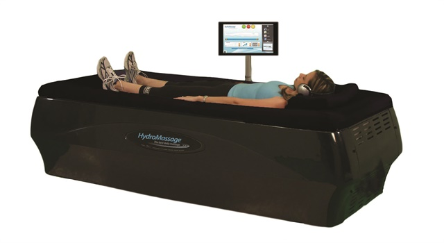 The HydroMassage bed can generate extra income, especially in salons that don't offer massage.