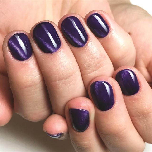 <p>Nails by Sarah Waite @chalkboardnails</p>
