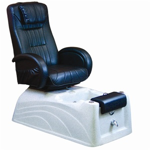 the bella forte siena pipeless pedi spa uses 4 gallons of water per service its other features include a remote massage function plush adjustable seat