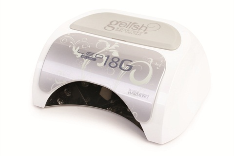 gelish led 18g is a scientifically engineered precisely calibrated led