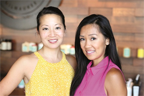 <p><em>Owner Tyan Soo (left) and salon consultant Van Nguyen wanted to open a salon in Milwaukee that focuses on customer service and meeting client needs.</em></p>