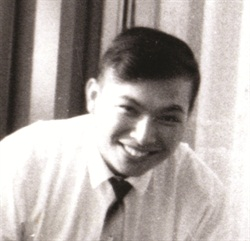 <p>In 1968, Dr. Chiou was a graduate student researching the absorption of griseofulvin products.</p>