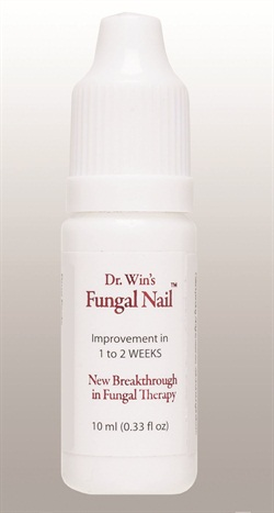 <p>Dr. Win's Fungal Nail Therapy is an effective and low-cost antifungal treatment currently sold only in salons.</p>