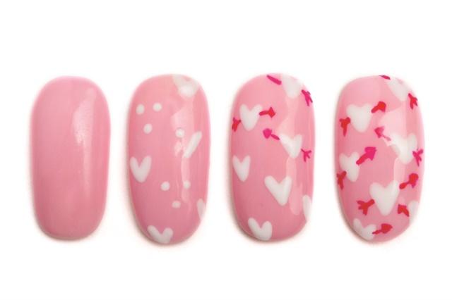 Nail art studio cupids arrow style nails magazine prinsesfo Choice Image