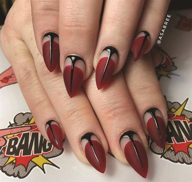 <p>Nails by Asa Bree Sieracki</p>