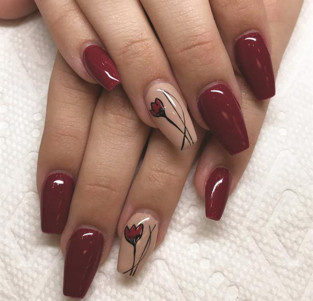 20 Ring Finger Accent Nails For Valentine S Day Nails Magazine