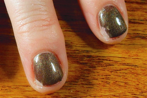 Gel Polish Chips Annoy Technique Nails Magazine