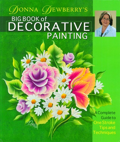 Donna Dewberry S Big Book Of Decorative Painting Style Nails