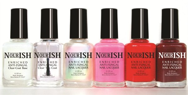 Fungal nail infection lacquer