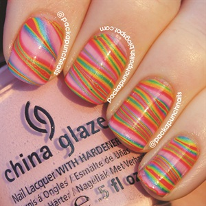 <p>This nail art photo is one of the most popular posts from @packapunchnails.</p>