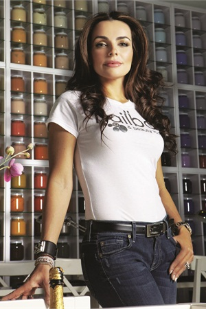 Desiree Parth opened NailBar and Beauty Lounge in 2011.