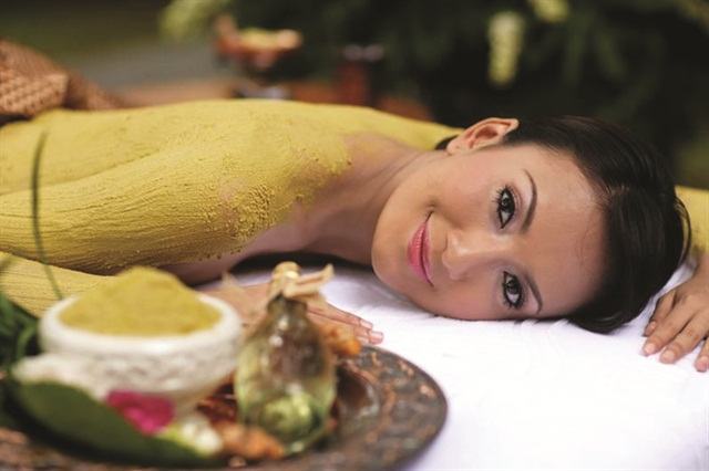 <p>Photo courtesy Taman Sari Royal Heritage Spa</p>