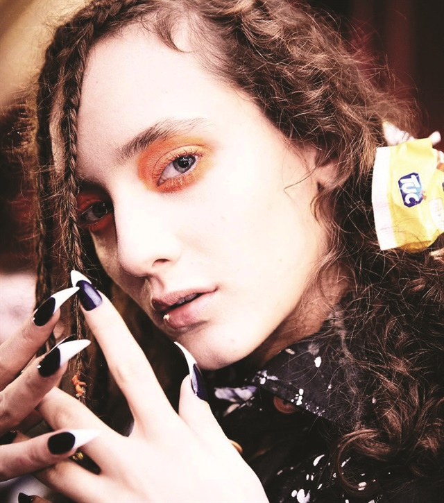 Marian Newman for Vivienne Westwood