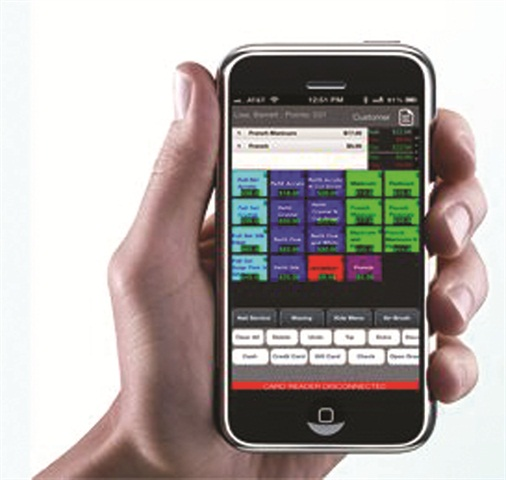 Inailtech Is A Mobile Salon System For Nail Tech S Phone Compatible With The Nails 123 And Inailpos Systems This Personal Allows Users To Create