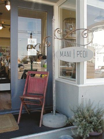 The original Mani Pedi Beach house opened in 2001.