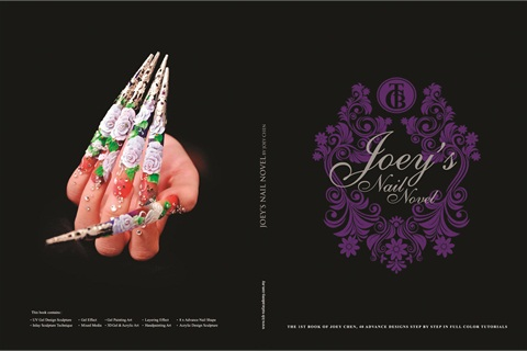 <p>Buy Joey's Nail Novel ($83 + postage) by e-mailing tcb.joeychen@gmail.com. Please include your name, a valid Paypal e-mail address, your shipping address, and your name and contact number.</p>