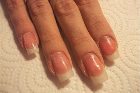 Lcn Magnetic Colour Gel Design Technique Nails Magazine