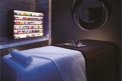 <p>Aura-Soma Color Therapy Series/Courtesy of Caesars Palace</p>