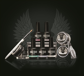 Artistic Nail Design Introduces A New Line Of Hard Gel Products Rock Nails That Can Be Used As Either Acrylic Or Both