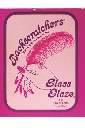 <p>The original glass glaze box.</p>