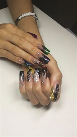 Visible Ink Style Nails Magazine