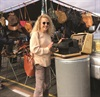 <p>Walking the Rose Bowl Flea Market on a Sunday morning netted some beautiful vintage ribbon spools (I love ribbon) and 13,587 steps.</p>