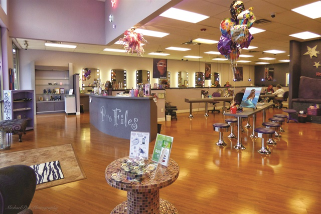 Profiles Salon in Fort Myers, Fla., added blowout services to its menu three years ago when a client mentioned they were becoming popular on the West Coast.
