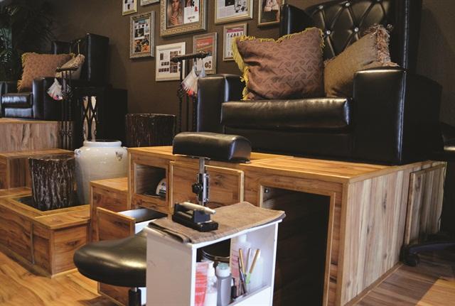 Pedicure Storage Gets Smart Style Nails Magazine