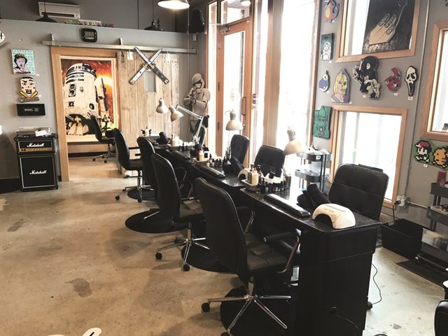 On the Road: Finger Bang, Portland, Ore. - Business - NAILS Magazine