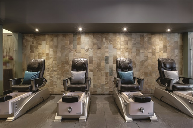 Orchard Nails achieves an impressive 94% booking rate.