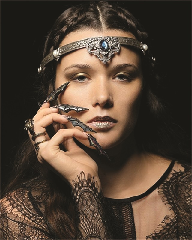 <p>The NAHA Awards will take place at the STYL event next January. Pictured: Nails by 2017 NAHA winner Rochelle Dingman.</p>