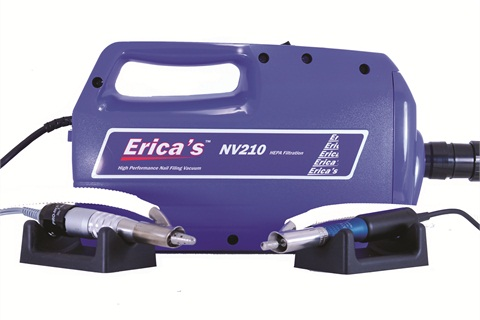 Its Nv210 Is A Portable Vacuum System That Can Be Easily Moved Around The Salon From Nail Station To