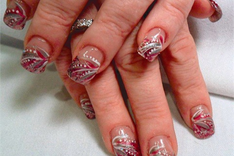 Free nail art really brings them in business nails magazine its part of my business and marketing plan i tell my clients that they are my walking billboards so why would i charge for them to advertise for me prinsesfo Images