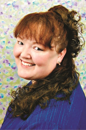 <p>Holly L. Schippers<br />Education ambassador for CND, nail professional at the Hairport<br /><br /></p>
