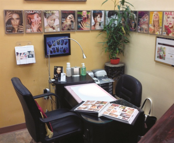 Show Us Yourclever Nail Art Displays Business Nails Magazine