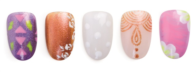 Frania Hernandez,, House of Polish, Beverly Hills, Calif., @deeznailzdoe