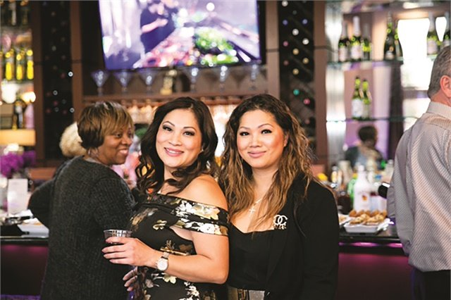 <p>Sisters Jennifer and Pauleen Tran both worked in the nail industry for more than 25 years before opening DFW Nail Bar in Denton, Texas.</p>