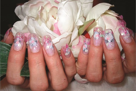 <p>Michelle Sproat, Inspirations Salon and Nail Bar, Kingsville, Ontario, Canada</p>