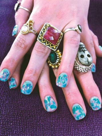 "<p>""Gels are new, but acrylics have a long track record in the nail business and manufacturers have taken steps to improve the quality and safety of acrylics,"" says Richelle.</p>"