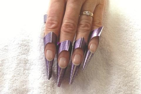 The Gel Hand Lift Technique Nails Magazine