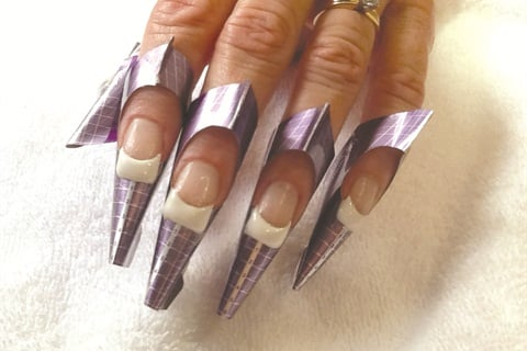 Nails Eastpointe The Gel Hand Lift