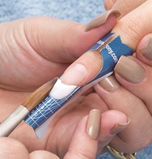 Hand Nail Harmony S Prohesion
