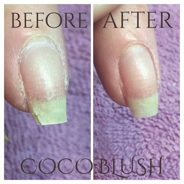 <p>Winner #1: Coco-Blush Nail Spa from Perth, Scotland, won IBX Duo packs for the whole salon along with Dadi'Oil, plus Linda Nordstrom will help with IBX training.(Results show one application.)</p>