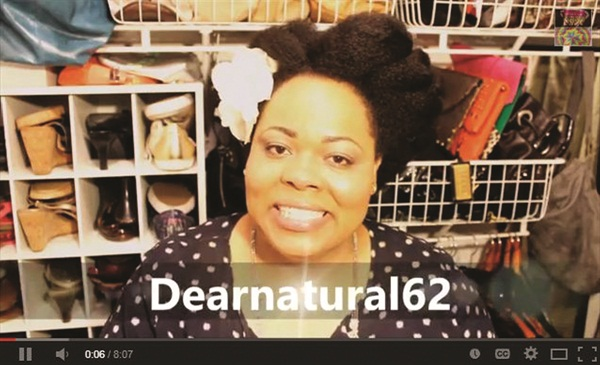 <p>Damas maintains a relationship with her YouTube viewers by giving honest product reviews.</p>