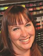 <p>Maggie Franklin, The Art of Nailz, Visalia, Calif.</p>