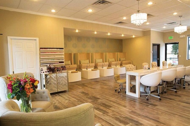 Show And Tell With A Salon Design Pro Style Nails Magazine