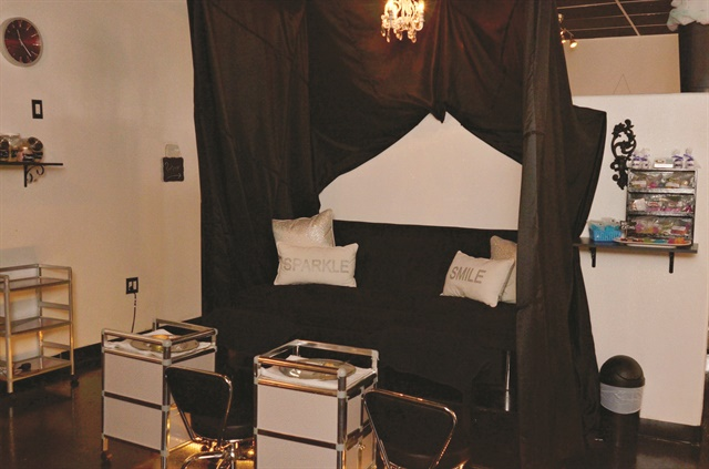 <p>Horner says that at Style Me Sweet Beauty Lounge the goal is to make every client leave feeling like a rock star.</p>